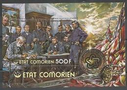 COMORES N° 5 NEUF SUPERBE  COTE 5 EUROS - Comores (1975-...)