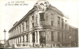 N°69667 -cpa Le Havre -le Nouvel Hôtel Des Postes- - Postal Services