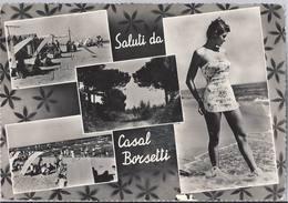 Saluti Da Casal Borsetti - Ravenna - H5016 - Ravenna