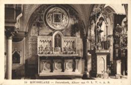 BELGIQUE - FLANDRE OCCIDENTALE - ROESELARE - ROUSSELARE - ROULERS - Paterskerk, Altaar Van O. L. V.  V.  A. B. - Roeselare