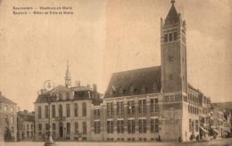 BELGIQUE - FLANDRE OCCIDENTALE - ROUSSELARE - ROULERS - ROESELAERE - Stadhuis En Halle - Hôtel De Ville Et Halle. - Roeselare