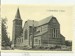 CUL-DES-SARTS   -  L' église. - Cul-des-Sarts