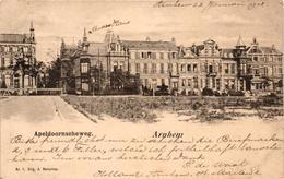 The Netherlands, Arnhem, Apeldoornscheweg, Old Postcard 1902 - Arnhem