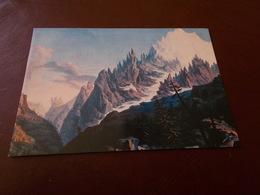 B714  Val Ferret Monte Bianco - Italia