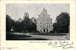 The Netherlands, Dieren, Geldersche Toren Bij Dieren, Old Postcard 1902 - Netherlands