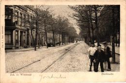 The Netherlands, Dordrecht, Joh. De Witstraat, Old Postcard Pre. 1905 - Dordrecht
