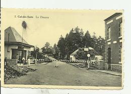 CUL-DES-SARTS   - La Douane.( Une Tâche ) - Cul-des-Sarts