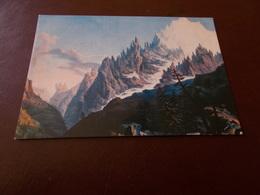 B714   Val Ferret Monte Bianco Presenza Lievi Pieghe - Italia