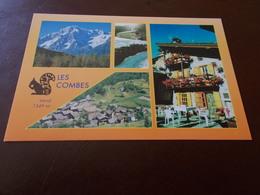 B714   Les Combes Soggiorno Alpino Del Papa Introd - Italia