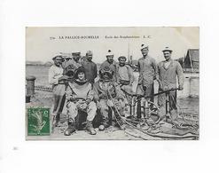 CPA - LA PALLICE ROCHELLE - Ecole Des Scaphandriers - La Rochelle