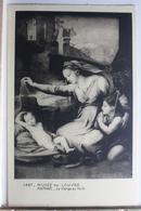 AK Paris Du Louvre - Raphael - La Vierge Au Voile Ungebraucht #PE701 - France