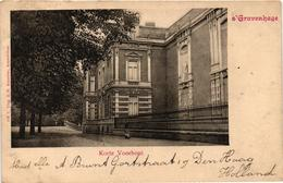 The Netherlands, Den Haag, S-Gravenhage, Korte Voorhout, Old Postcard Pre. 1905 - Den Haag ('s-Gravenhage)