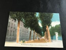 ST RAMBERT EN BUGEY L'Avenue Des Cités - - Bourg-en-Bresse