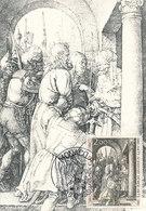 D36049 CARTE MAXIMUM CARD 1971 MONACO - CHRIST AND PILATUS BY DÜRER CP ORIGINAL - Gravures