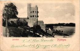 The Netherlands, Nijmegen, Belvedere, Old Postcard 1901 - Nijmegen
