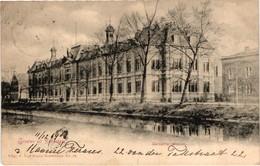 The Netherlands, Rotterdam, Gerechts Gebouw, Old Postcard Pre. 1905 - Rotterdam