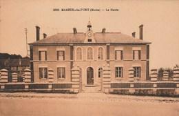 MAREUIL Le PORT La Mairie - France