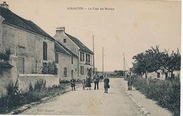 VINANTES - LA RUE DE MEAUX - France