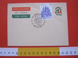 A.07 ITALIA ANNULLO - 1997 SAVONA 18^ MANIFESTAZIONE SAVONESE STEMMA ARALDICA BANDIERE FLAG AEROGRAMMA - Francobolli