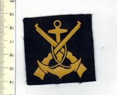 M C - Marine - Ecussons Tissu