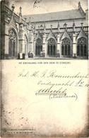 The Netherlands, Utrecht, De Kruisgang Van Den Dom Te Utrecht, Old Postcard 1901 - Utrecht