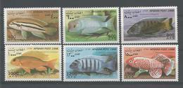 Afghanistan 1998 Fish   ** - Afghanistan