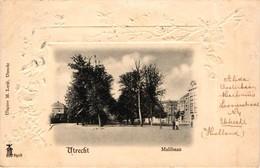 The Netherlands, Utrecht, Malibaan, Old Postcard 1902 - Utrecht