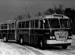 Ikarus Mavaut IC-622 Bus - 1967   -  CPM - Bus & Autocars