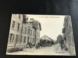 27 - Les Vosges - FRAIZE Gendarmerie Nationale - - Fraize