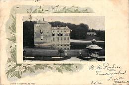 The Netherlands, Rozendaal, Kasteel Rozendael, Old Postcard 1902 - Netherlands