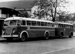 Ikarus Mavaut IC-601 Bus - 1962   -  CPM - Bus & Autocars
