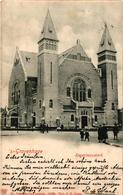 The Netherlands, Den Haag, S-Gravenhage, Regentessekerk, Old Postcard Pre. 1905 - Den Haag ('s-Gravenhage)