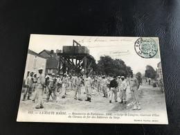 433 - LA HAUTE MARNE Manoeuvres De Forteresse, 1906 Siege De Langres, Réservoir D'Eau... ROLAMPONT 109e Cie - 1906 - France