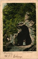 The Netherlands, Maastricht, Ingang Pietersberg, Old Postcard 1902 - Maastricht