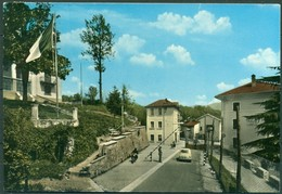 CARTOLINA  - VARESE - CV90 CLIVIO (Varese) Valico Italo-Svizzero, FG C, Viaggiata 1963, - Varese