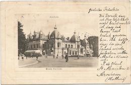 The Netherlands, Arnhem, Musis Sacrum, Old Postcard 1901 - Arnhem