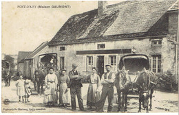 21  PONT D'AISY  Maison Gaumont - Autres Communes