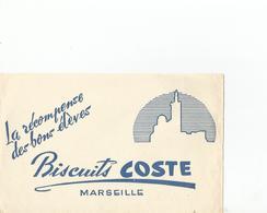 Buvard Biscuits Coste - Buvards, Protège-cahiers Illustrés