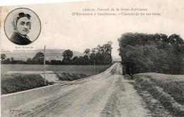 """Cpa """" Circuit De La Seine-inférieure """" - Roch Brault Fils - Sport Automobile"""