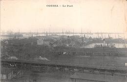 ¤¤   -  UKRAINE   -   ODESSA   -   Le Port   -  ¤¤ - Ukraine