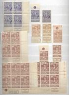Wereldtentoonstelling Brussel 1896; Samenstelling Met Diverse Veldelen Met Randinschrift, XX - 1894-1896 Expositions