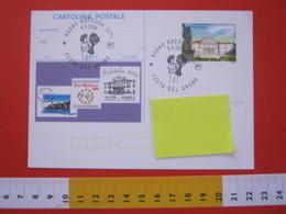 A.07 ITALIA ANNULLO - 2000 RADDUSA CATANIA FESTA DEL GRANO AGRICOLTURA ALIMENTAZIONE FLORA CEREALI SPIGA POST CARD - Agricoltura