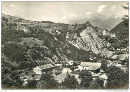 Photo Cpsm Cpm 38 LES RIVES. Saint-Jean-d'Hérans. Colonie C.C.O.S 1955 - France