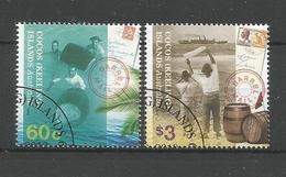 Cocos Keeling 2013 Barrel Post Y.T. 479/480 (0) - Cocos (Keeling) Islands