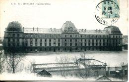 N°69698 -cpa Le Havre -caserne Kléber- - Le Havre