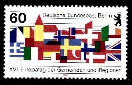Allemagne Berlin 1986 Mi.nr: 758 Europatag  Neuf Sans Charniere /MNH / Postfris - [5] Berlijn