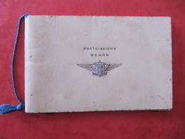 PORTE AVION BEARN - SEANCE SPORTIVE DU 27 AOUT 1941 - PROGRAMME MUSICAL - Programmes