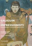 # GAUGUIN E GLI IMPRESSIONISTI - COLLEZIONE ORDRUPGAARD - A PADOVA - Cartoline