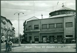 CARTOLINA  - VARESE - CV1098 VARESE Piazza XX Settembre E Via Morosini, FG, Viaggiata 1955, Ottime Condizioni - Varese