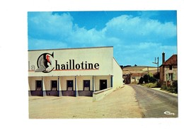 Cpm - 89 - CHAILLEY - Yonne - La Chaillotine - Abattoir Volailles - Dessin Dinde Dindon - - France